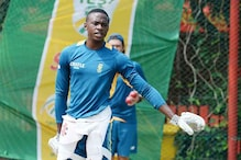 South Africa's Kagiso Rabada signs for Kent