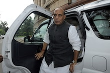 JNU protests being supported by LeT chief Hafiz Saeed, says Rajnath Singh