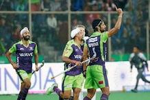 Delhi Waveriders crush Kalinga Lancers 6-0 to reach Hockey India League semi-finals