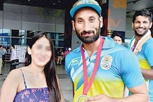 Sardar is a fraud, harassed me physically & mentally: Hockey captain's fiancee