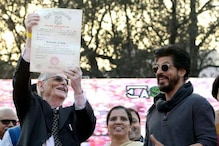 Shah Rukh Khan gets his college degree after 28 years