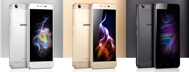 Lenovo Vibe K5 Plus launched at Rs 8,499 in India
