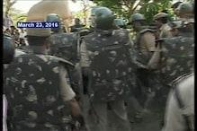 Hyderabad University vandalism case: Student who got bail to return to campus