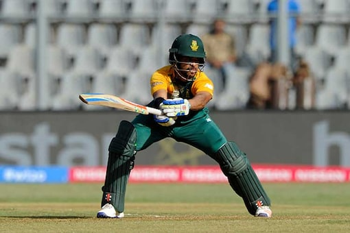 In Duminy's absence, South Africa will include Aaron Phangiso to complement the legspin of Imran Tahir with the wicket in Nagpur likely to suit spinners. (Getty Images)