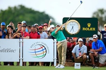 Rory McIlroy grabs Round 3 lead at World Golf Championships