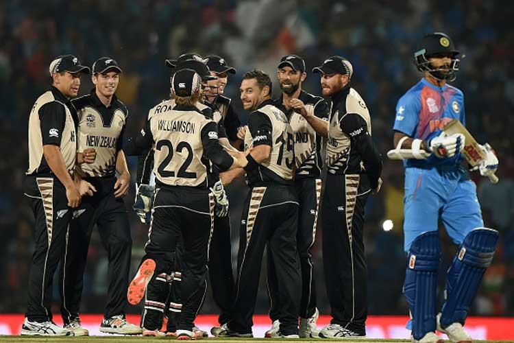 As it happened: India vs New Zealand, World T20, Match 13