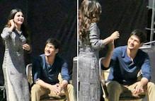 These photos prove that Mahesh Babu, Samantha Prabhu worked hard, but also enjoyed shooting 'Brahmotsavam'