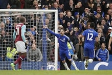 Chelsea halt West Ham charge with late equaliser