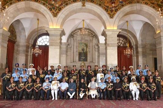 Pranab Mukherjee presents Gallantry Awards, Distinguished Service Decorations: The complete list
