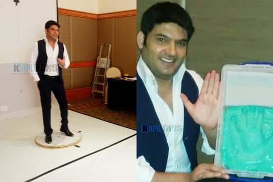 After PM Modi, is Kapil Sharma also getting a wax statue at Madame Tussaud's?
