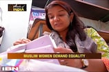 Shades of India: Muslim women demand equality