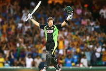 Shane Watson Not in Favour of Limiting Bat Sizes