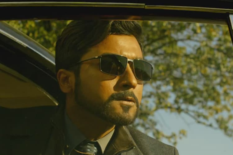 Suriya 39 s 39 24 39 teaser is visually stunning intriguing news18 - 24 surya images ...