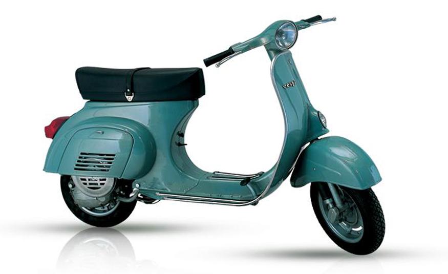 Front fender Vespa 50 Special