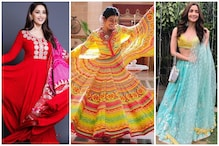 Priyanka Chopra, Alia Bhatt, Madhuri Dixit Show How to Glam Up This Navratri