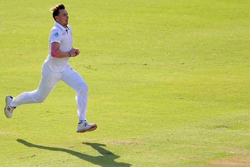 Dale Steyn. (Getty Images)