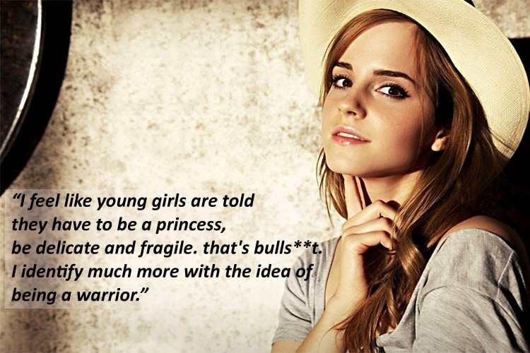 Happy Birthday Emma Watson 10 Inspiring Quotes By The Harry Potter