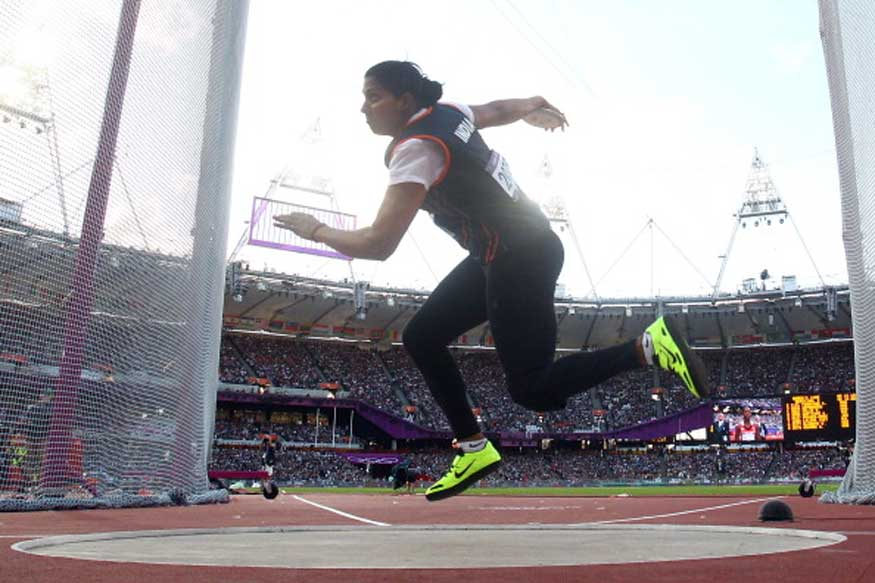 Discus Thrower Krishna Poonia is Now an MLA in Rajasthan