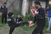 Child Prodigy Tajamul Wants to Make It Big in Kickboxing