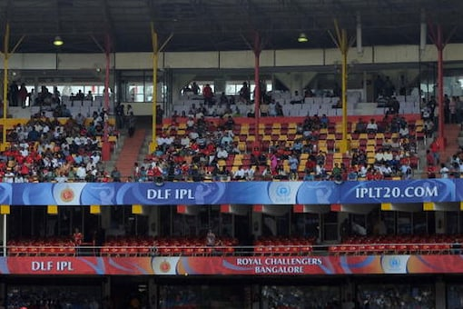 A file image of M Chinnaswamy stadium. (Getty Images)