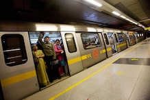 Woman Wields Axe in Delhi Metro; CISF Official Suspended