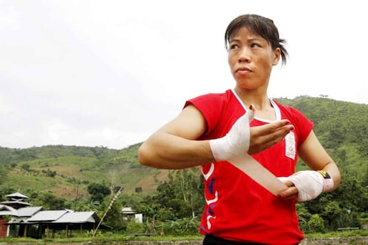 File image of Mary Kom.  (Photo Credit: Getty Images)