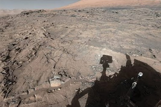 Mars Has Ideal Conditions to Produce Oxygen From CO2: Study (image courtesy: NASA)