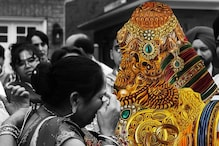 This artist photoshops women into dowry objects to raise awareness