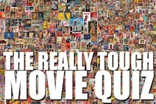 The Really Tough Movie Quiz: January 3