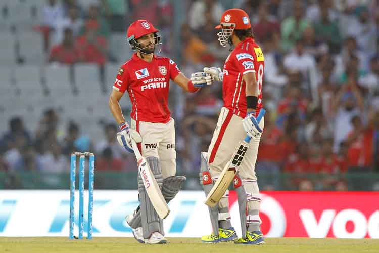 IPL 2016: Kings XI Punjab Bag First Points Beating Rising Pune Supergiants by 6 wickets