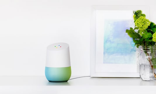 google home speaker (file photo)
