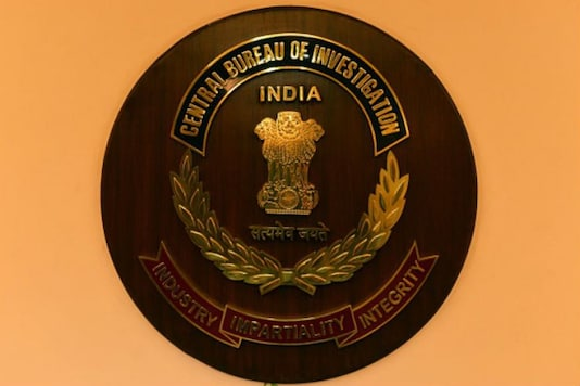 File Photo of CBI logo.
