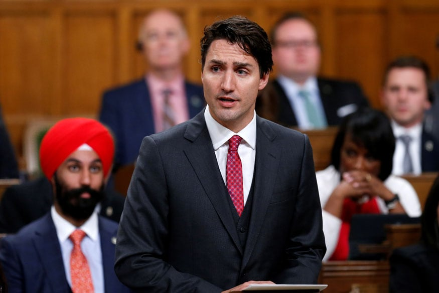 Justin Trudeau Urges Iran to Send Downed Jetliner's Black Boxes to France for Further Probe