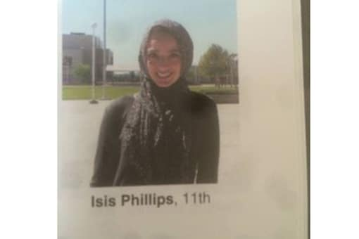 California School Calls Muslim Girl 'Isis' in Yearbook, Say It Was a Misprint