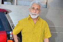 Naseeruddin Shah Pays Anubhav Sinha Surprise Visit on the Sets of Thappad
