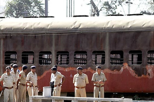 The 2002 Gujarat riots were triggered by the death of 59 'kar-sevaks' in the Godhra train burning incident.