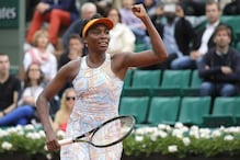 Venus Enters Round 4 of French Open For the First Time in 6 Years