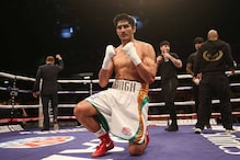 Vijender Singh Hopes for Pro Career to Resume in Second Half of 2020 After Coronavirus Threat Passes