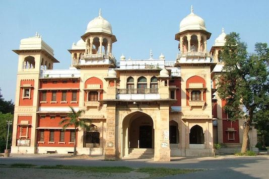 File photo of Allahabad University. (allahabad.nic.in)