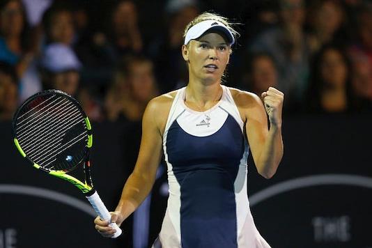 Caroline Wozniacki ( Getty images )