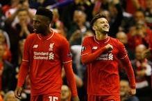 Daniel Sturridge Sends Liverpool Into Europa League Final