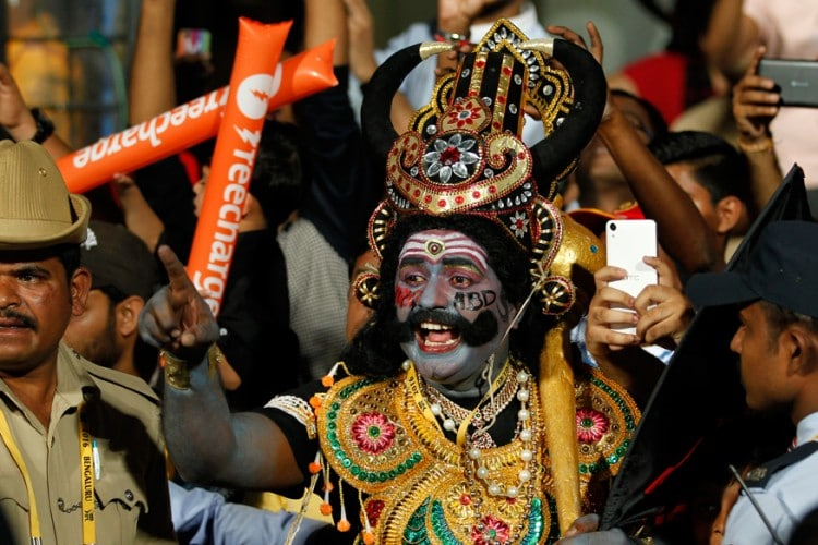 In Pics: Gujarat Lions Vs Royal Challengers Bangalore, Qualifier 1