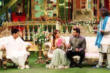 In Photos: Newlyweds Bipasha Basu and Karan Singh Grover visit 'The Kapil Sharma Show'