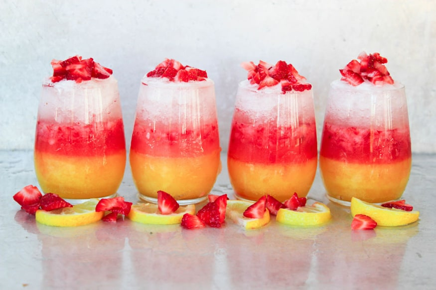 10 Cocktails That'll Keep You Fresh and Buzzed Throughout The Summer