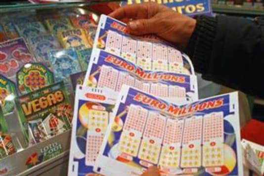 Representative image of lottery tickets