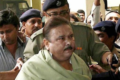 File Photo of senior TMC leader Madan Mitra.