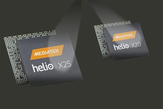 MediaTek Helio X20 / X25 processors. Representative Image. (Image: MediaTek)