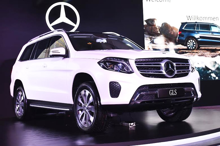 Mercedes Benz Gls 350d The S Class Of Suvs Comes To India At Rs