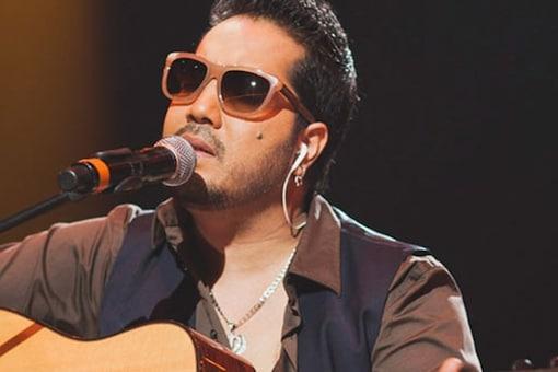 File photo of singer Mika Singh.