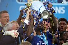 Champions Leicester City Celebrate Premier League Coronation